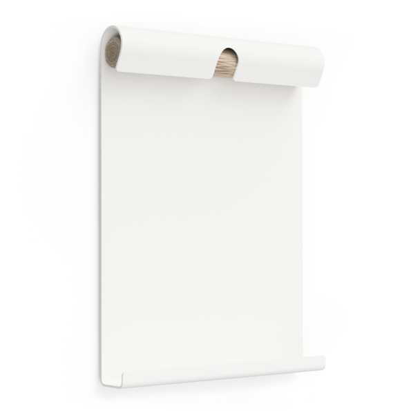 WALL BOARD A4 WHITE