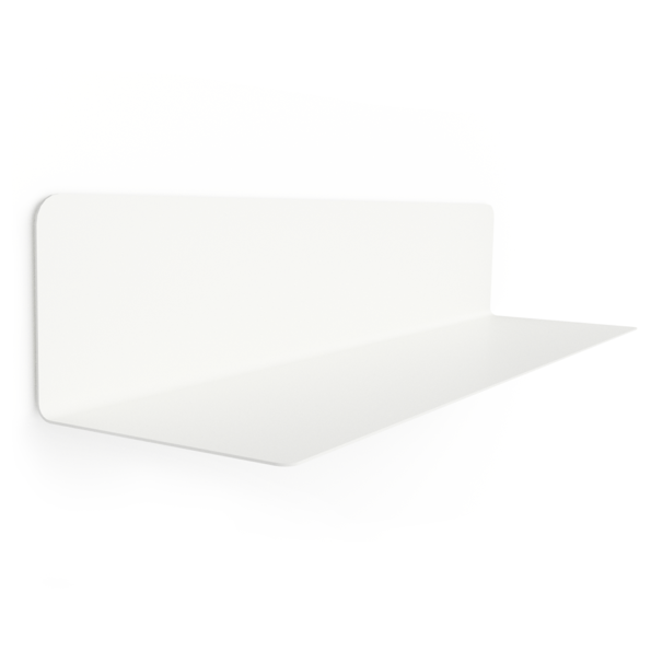 FLOAT SHELF 80 WHITE without Dots