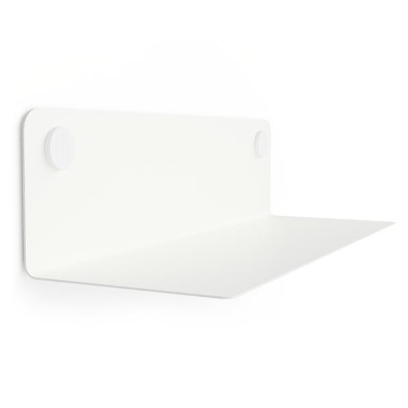 FLOAT SHELF 60 WHITE w. white Dots