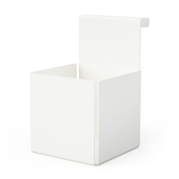 10 x 10 BOX WHITE