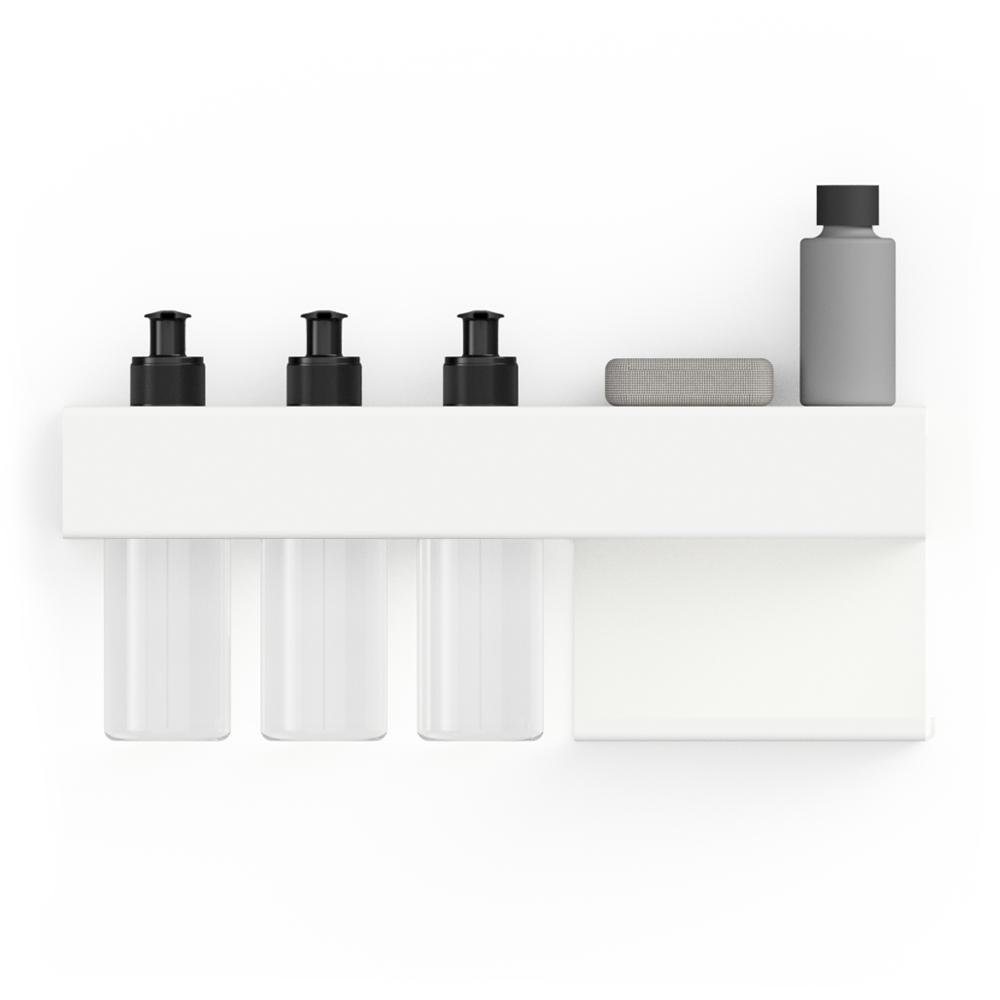 BATH RACK WHITE – Juncher Design