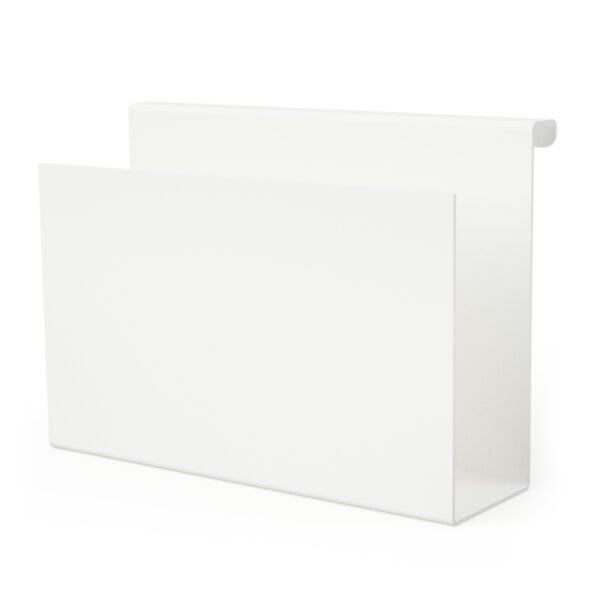 CUTTING BOARD HOLDER WHITE