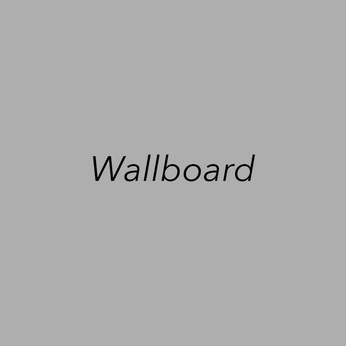 wallboard