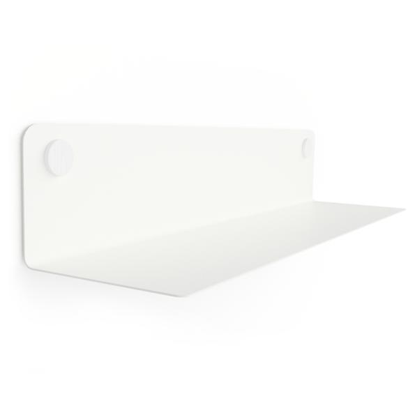 FLOAT SHELF 80 WHITE w. white Dots