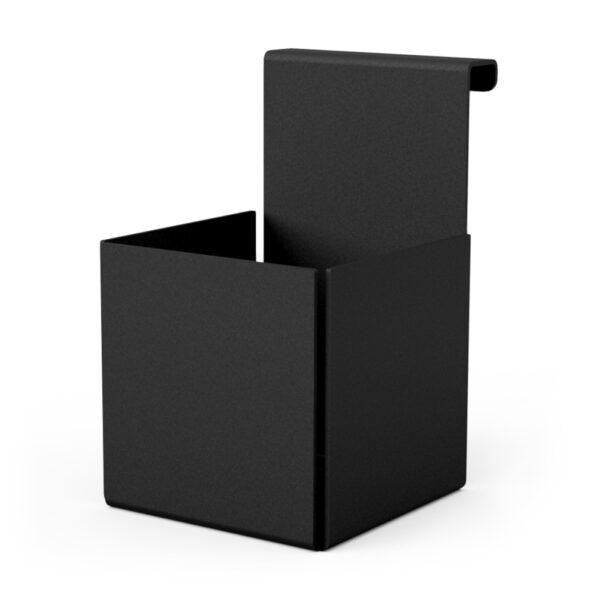 10 x 10 BOX BLACK